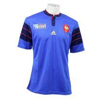 Adidas performance - Ffr Rwc H Jsy Maillot de Rugby Homme Bleu