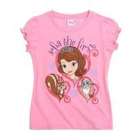 Princesse Sofia - T-shirt à manches courtes Disney