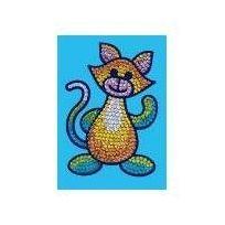 Kitfix Swallow Group Ltd - Sequin Art Chat Magic