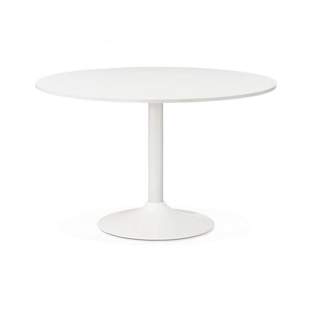 Kokoon Design Bureau design Rekon White 120x120x77 cm