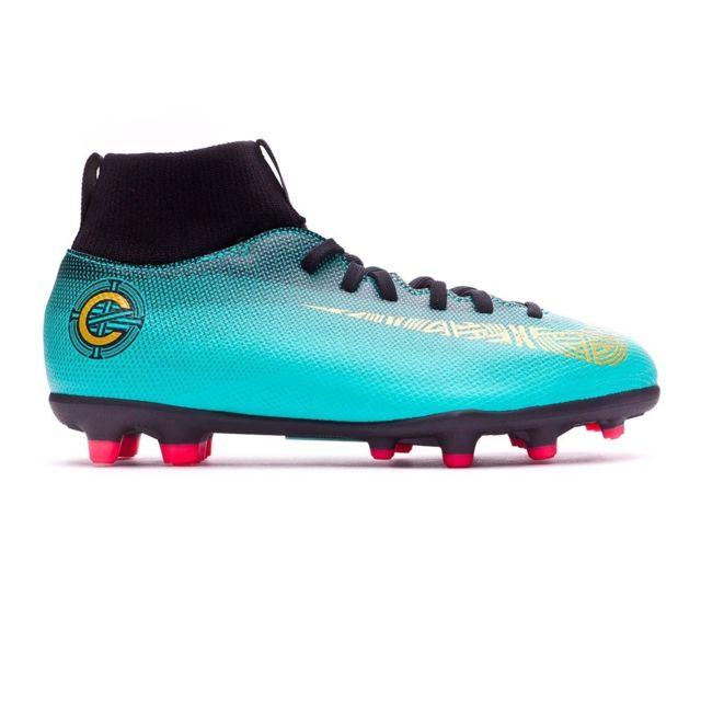 Club Nike Superfly De Mercurial Football Cr7 Chaussure Vi Junior q6wqP0S
