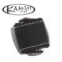 Kamui - Porte-Craie Cuir Noir