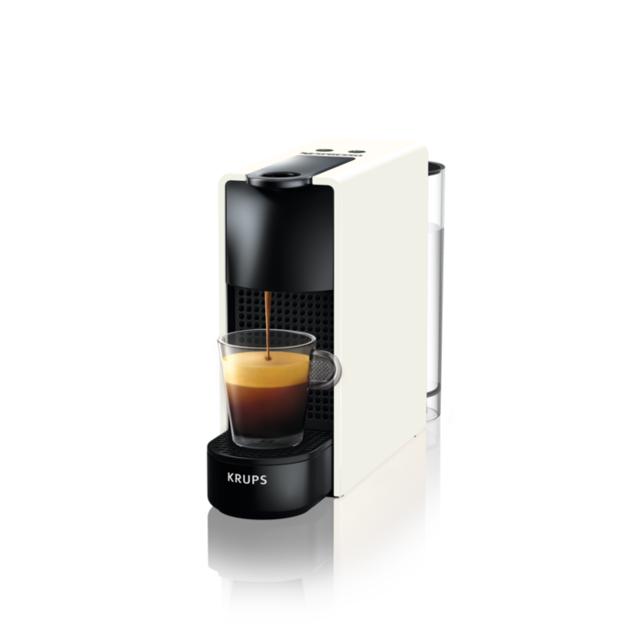 KRUPS Nespresso Essenza Mini XN1101 Pure White