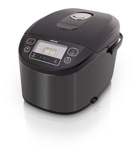 Philips multicuiseur viva collection hd3158 77 achat cuiseur vapeur - Cuisson vapeur multicuiseur philips ...