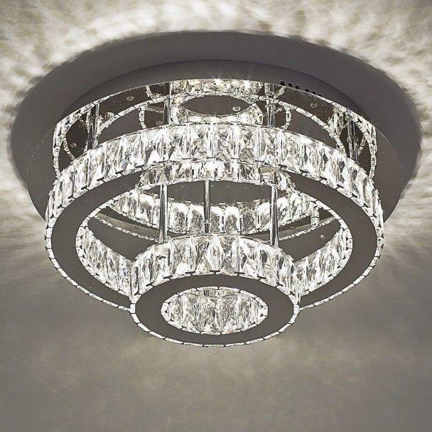 Souvent Plafonnier LED - Achat/Vente Plafonnier LED Pas Cher - Rueducommerce WY48