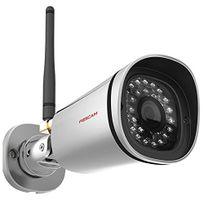 FOSCAM - FI9900P Camera IP extérieur - HD 2MegaPixel LAN - Vison Jour/Nuit 20m - ONVIF IP6 - Silver