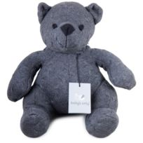 Baby's Only - Ourson TricotÉ Anthracite