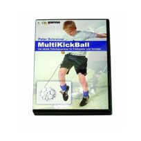 Derbystar - Multikick - Dvd d'apprentissage - Langue allemande