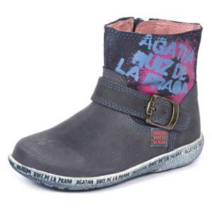 Agatha Ruiz de la Prada Boots bleu 151915A 0KQ2kzaV59