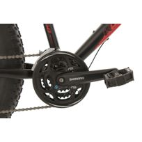 VTT Fatbike 26'' SNW2458 noir TC 46 cm
