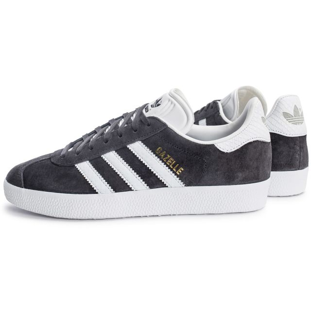 Adidas originals Gazelle W Anthracite Gris 36 23 pas