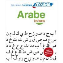 Assimil - Les Cahiers D'ECRITURE ; arabe ; les bases