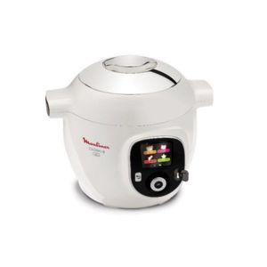 Moulinex multicuiseur cook o 150 recettes ce851100 blanc achat cuiseur vapeur - Recette cuiseur vapeur moulinex ...