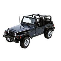 Maisto - 31663BL - Jeep Wrangler - Rubicon - ÉCHELLE 1/18