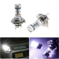 2 Dc12 20smd 7000 6500 Pour 24 V W Lumière Voiture Led 2828 100 H4 Ampoule Tête Lampe Pcs K Fog iOXPwuTkZ