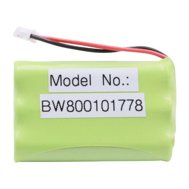 etc. 3.6V pour t/élephone Fixe sans Fil AEG Birdy Voice comme 60AAAH3BMJ vhbw 1x NiMH Batterie 700mAh