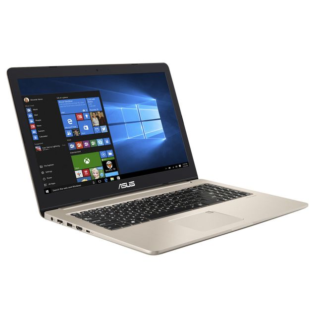 ASUS VivoBook Pro - N580VD-FY243T - Or métal