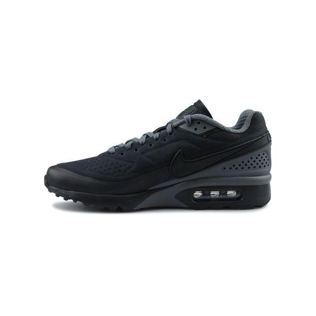 5cdea3960c Nike - Basket Air Max Bw Ultra - Ref. 844967-002 Noir/Gris - 45 - pas cher  Achat / Vente Baskets homme - RueDuCommerce