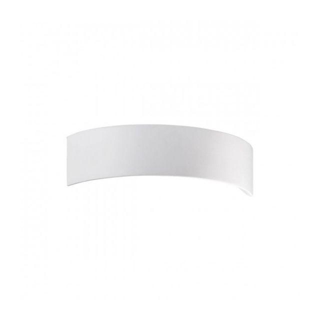 Luminaire Center Applique murale Arco blanc 1 ampoule