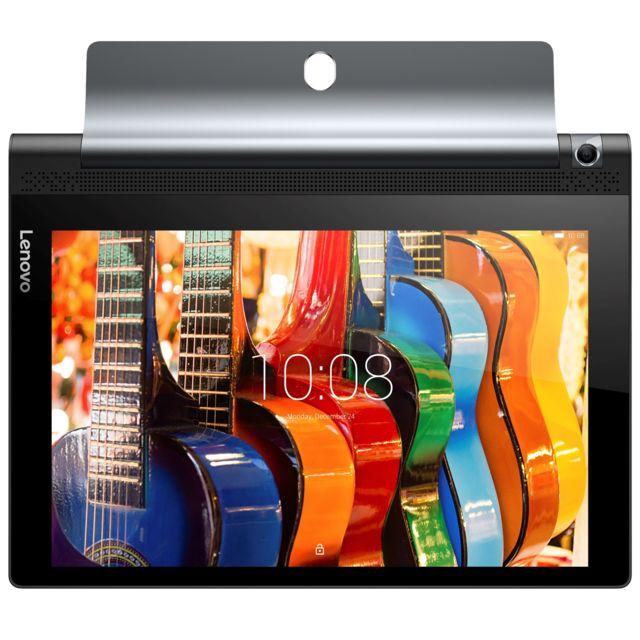 Lenovo - Yoga Tab 3 - 10,1'' IPS - 16 Go - Noir