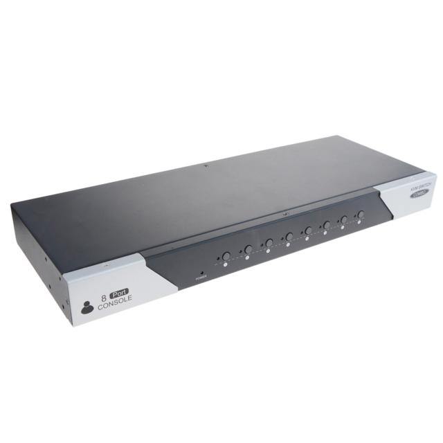 Bematik Usb et Ps2 Commutateur Kvm 8 ports 1U