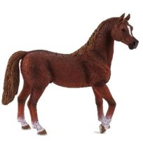 Animal Planet - Mgm - 387084 - Figurine Animal - Cheval Etalon Arabe Alezan Xl - 11 X 12 Cm Ft-7084
