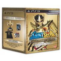 Playstation 3 - Saint Seiya Les Chevaliers Du Zodiaque - La Bataille Du Sanctuaire - Edition Headgear