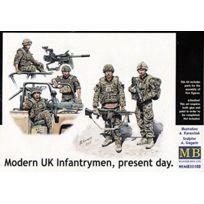 Master Box - Masterbox 1:35 - Modern Uk Infantrymen, Present Day