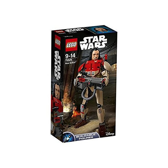 Tlc Lego Star Wars Baze Malbus 75525 Building Kit