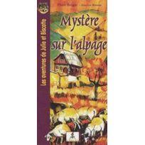 Le Lutin Malin - les aventures de Julie et Biscotte ; mystère sur l'alpage