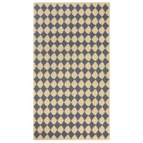 Hispania - Tapis en Laine Vierge Modèle Oslo O3 Gris Rectangulaire - Dim. cm 200x250