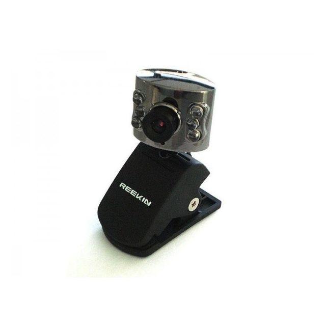 Alpexe - Reekin Webcam BlueEye 12 Mp. Micro. Fonctionne sans driver. Blister