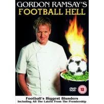 2 Entertain - Gordon Ramsay'S Football Hell IMPORT Dvd - Edition simple