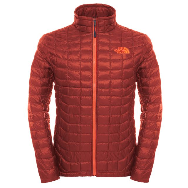 The North Face Doudoune Chaude Thermoball Full Zip Jacket Rouge