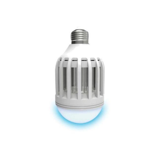 lumisky ampoule led e27 avec anti moustique int gr 10w. Black Bedroom Furniture Sets. Home Design Ideas