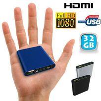 Yonis - Mini passerelle multimédia Full Hd 1080p Hdmi Usb Sd disque dur 32 Go