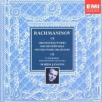 Emi Classics - Rachmaninov - Oeuvres Pour Orchestre : Symphonies 1 À 3 - Concertos Pour Piano 1 À 4 - Coffret De 6 Cd