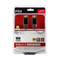 Speed-Link - Câble Hdmi High speed avec Ehternet 5 m pour Ps3 - Shield-3
