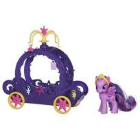 My Little Pony - eu40 - Figurine Animal - Carrosse De Twilight