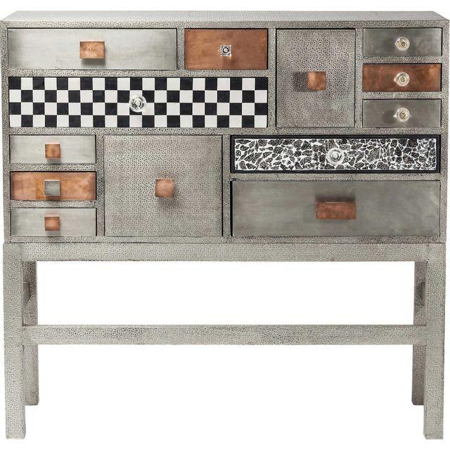 Karedesign Commode Marokko 13 tiroirs Kare Design