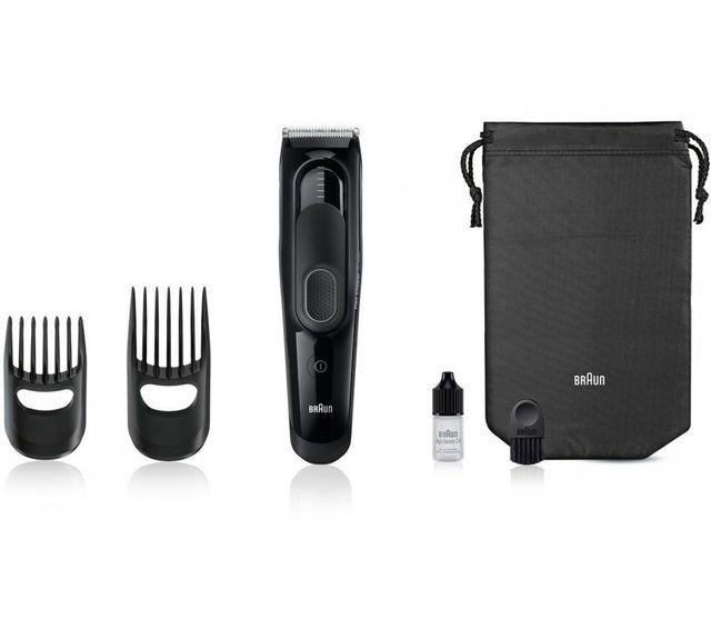 BRAUN Tondeuse à cheveux - HC5050 - Noir