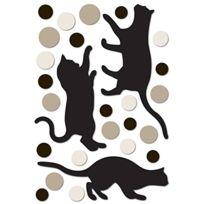 Crearreda - Stickers Chaton: 539099