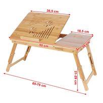 petit bureau pour ordinateur portable achat petit bureau. Black Bedroom Furniture Sets. Home Design Ideas