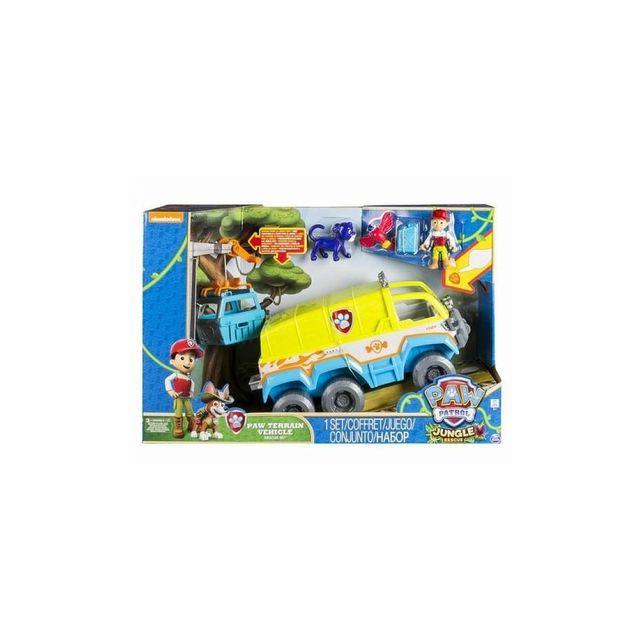Spinmaster - Vehicule tout terrain Jungle Pat Patrouille - pas cher ... 97a94cd6e84d