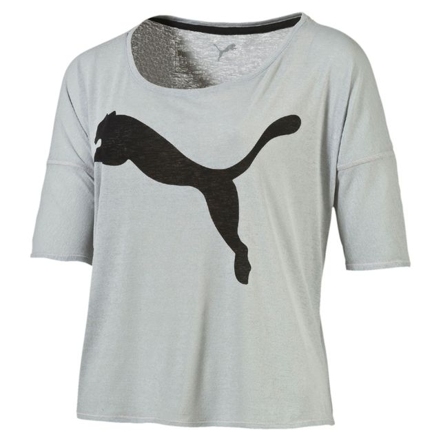 Femme Life Tee The Vente Shirt T Puma Achat Good Pas Cher wxvXEqqt