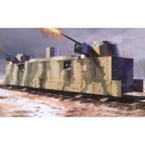 Trumpeter - Maquette Matériel Militaire : Wagon blindé soviétique type Pl-37