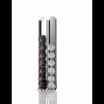 Don Hierro - Set de 2 distributeurs adhésifs pour capsules Nespresso