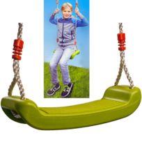 Touslescadeaux - Siège de Balançoire pour Enfant - Assise Confortable - Cordes ajustables