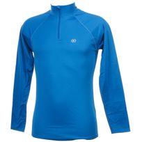 Damart Sport - Sous vêtements thermiques chaud Easybody 4 roy1/2z ml tee Bleu 26267
