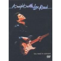 Eagle Rock Entertainment - Lou Reed - A Night With Lou Reed IMPORT Dvd - Edition simple